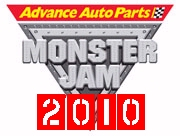 Monster Jam 2010 Season